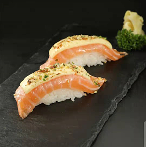Foto Salmon cheese